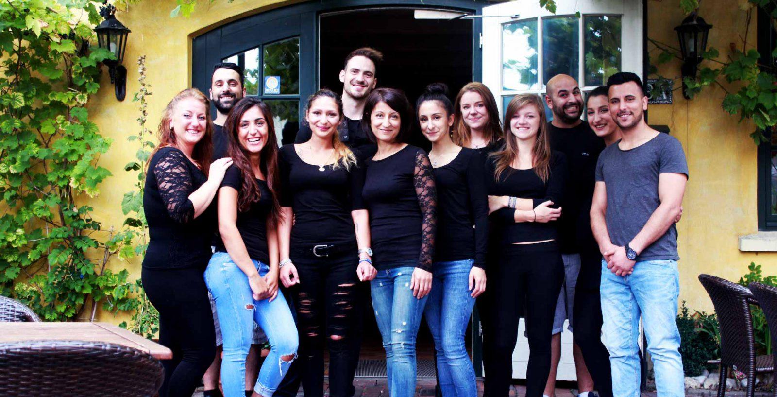 Das eingespielte Solero-Team